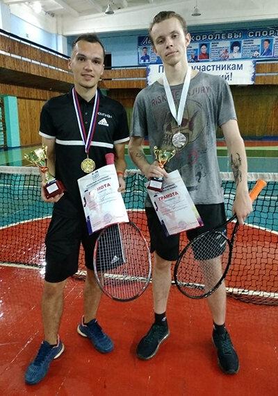 Победители Открытого чемпионата ЗАТО Северск по теннису