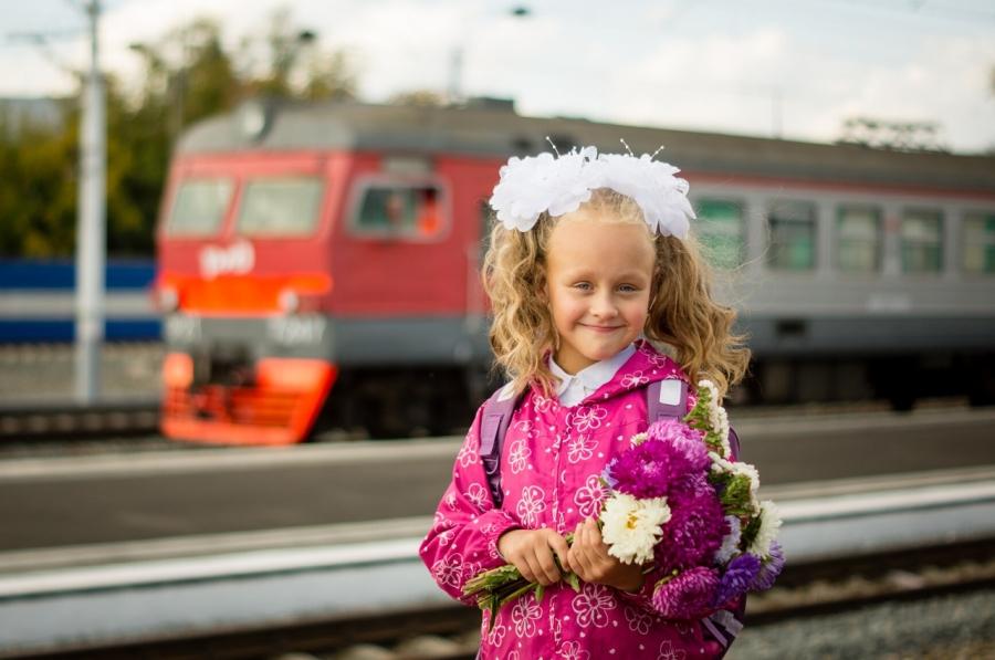 Для школьников и студентов Кемеровской и Томской областей с 1 сентября начнут действовать скидки 50% на проезд в пригородных поездах