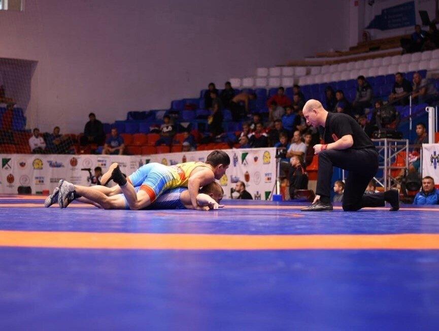 Северчанин стал спортивным судьёй всероссийской категории