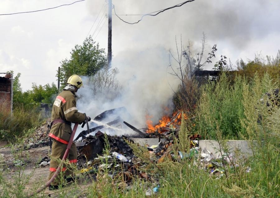 На прошлой неделе в Северске произошел 1 пожар