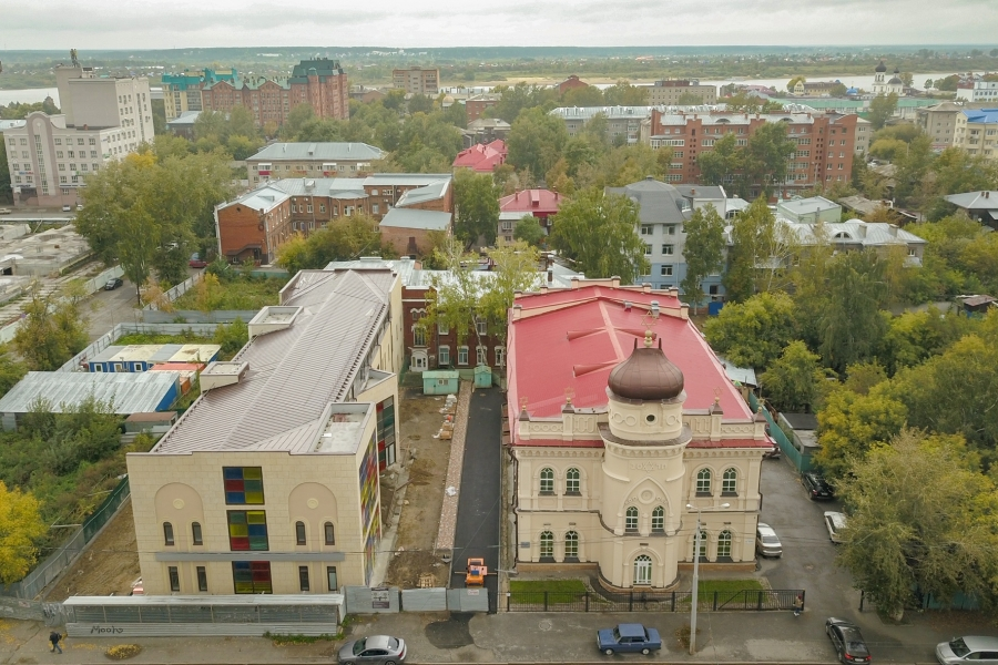 В Томске откроется крупнейший в России детский еврейский центр