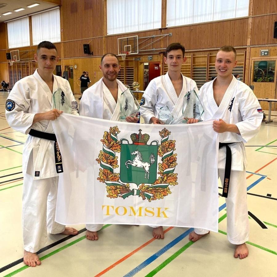 Северчане победили на Кубке мира по киокусинкай