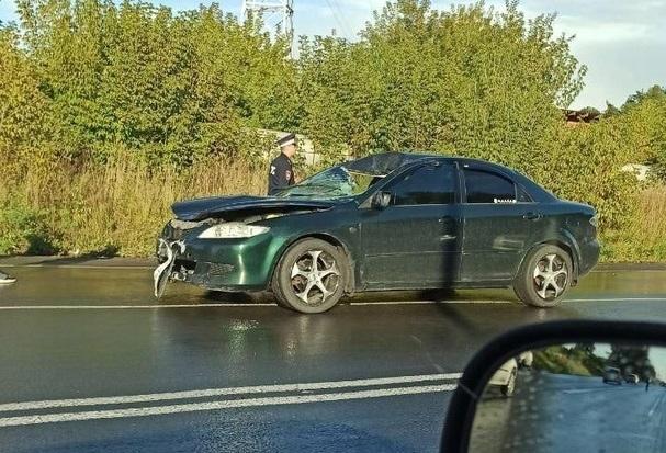 На Северной автодороге насмерть сбили пешехода