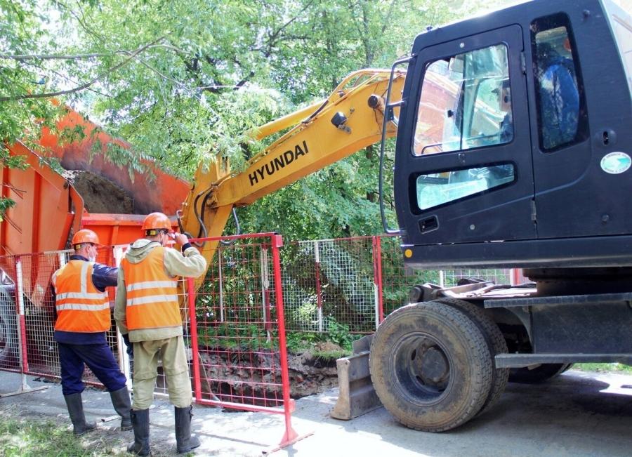 Подготовка водопроводных и канализационных сетей к осенне-зимнему периоду