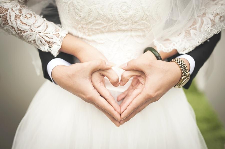 В Томской области поженились более 5000 пар