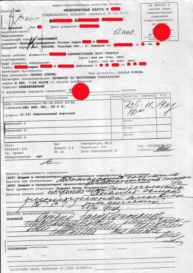 Наркоманы в Администрации ЗАТО Северск - ДОКАЗАТЕЛЬСТВА!!!