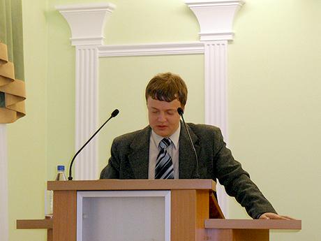 Первое знакомство Молодежного парламента  и Молодежного Совета г.Томска