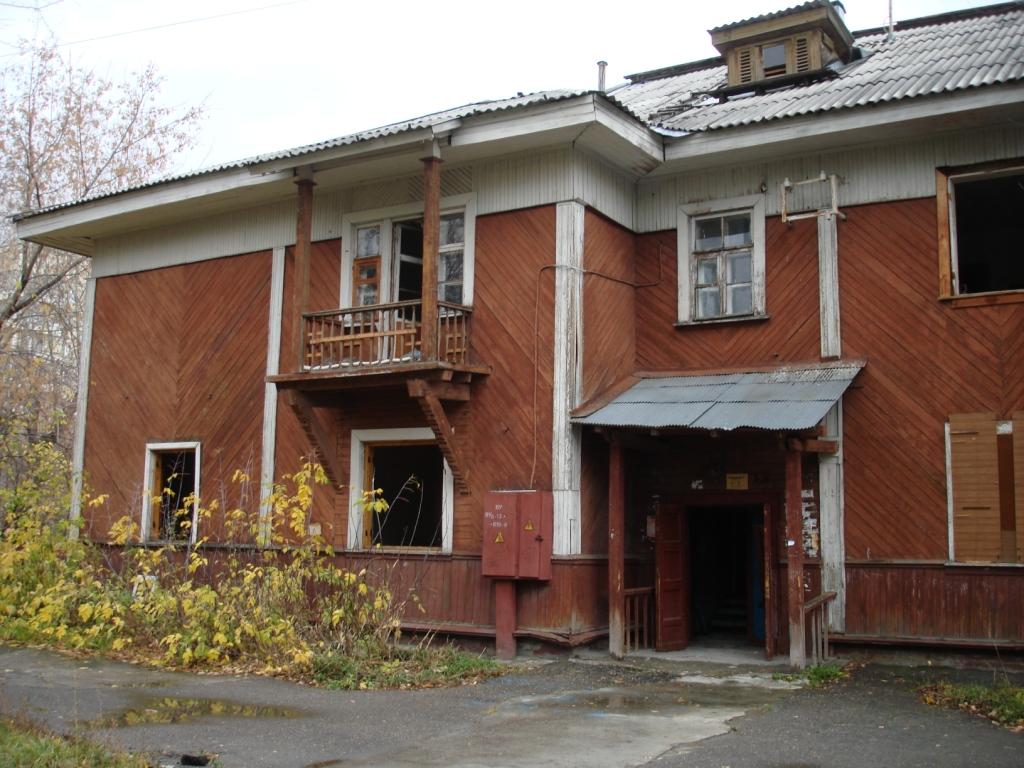 Дом на улице Первомайской 8