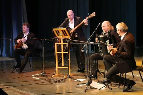 Музыканты петербургского ансамбля оценили благополучие Северска