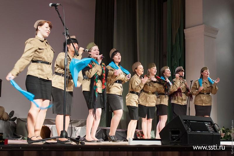 Открытый ежегодный межвузовский фестиваль поэзии и музыки «Во славу Отечества»
