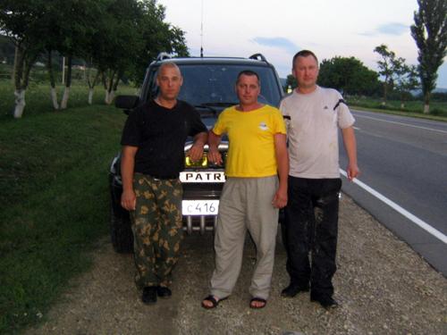 Трое северчан, находясь на отдыхе, приняли участие в ликвидации последствий наводнения в Крымске