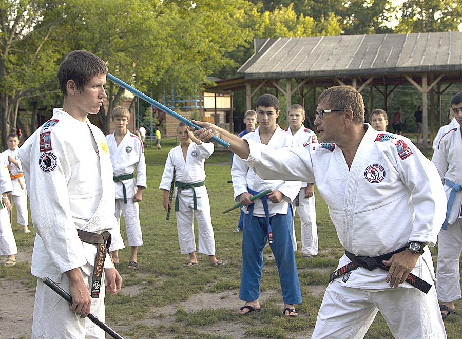 Клуб Банзай. Учебно-тренировочные сборы Алтай 2012