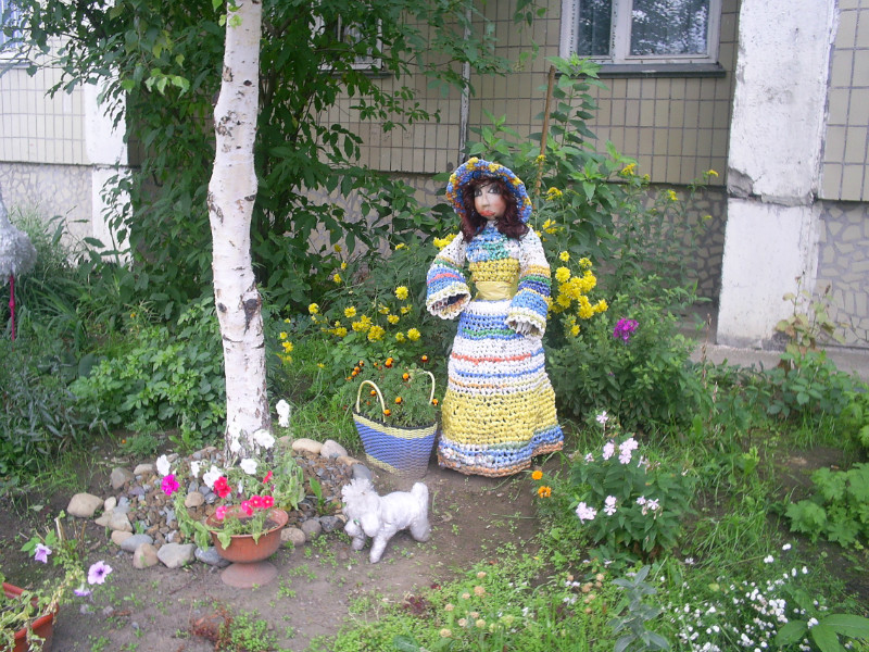 Дарим людям красоту! Ленинградская 14, подъезд 1