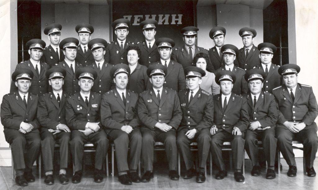 Из истории северской милиции